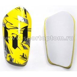 Щитки футбольные HT-S2 M Желтый