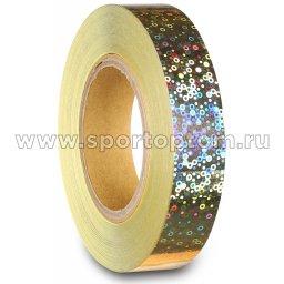 Обмотка для обруча AMAYA ORO 36050100 20мм*20м Золотистый