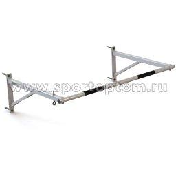 Турник настенный прямой Спектр 1 до 150 кг ТПР1 SP 101 см Белый