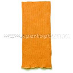 Пояс разогревочный Шерстяной СН2 46*24 см Оранжевый