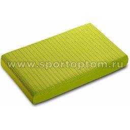 Подушка балансировочная INDIGO 97566 IR B 40*24*5,7 см Салатовый