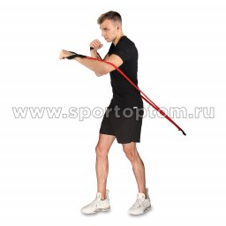 Эспандер Лыжника-Боксёра INDIGO 3 шнура SM-0573 (9)