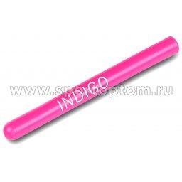 Наконечник (отскок) на палочку для художественной гимнастики INDIGO IN075 Розовый