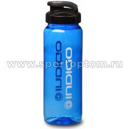 Бутылка для воды INDIGO VUOKSA тритан  IN142 800 мл Синий