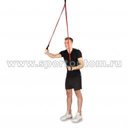 Эспандер Лыжника-Боксёра INDIGO 3 шнура SM-0573 (5)