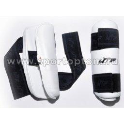 Защита предлечья таэквондо SPRINTER ZTT-019-B Бело-черный