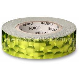 Обмотка для обруча с подкладкой INDIGO 3D BUBBLE IN155 20мм*14м Желтый