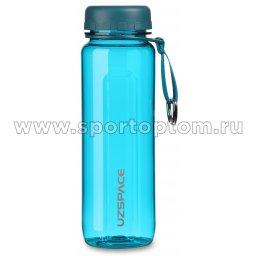 Бутылка для воды с сеточкой UZSPACE тритан  6002 500 мл Бирюзовый