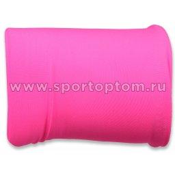 Напульсник эластичный бифлекс (2шт)  SM-332 9*6,5 см Розовый
