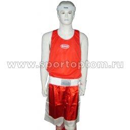 Форма боксёрская RONIN F369 B L Красный