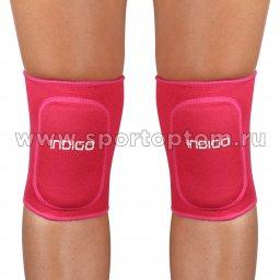 Наколенники с накладкой эластичные детские INDIGO IN216 S Розовый