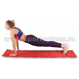Коврик гимнастический взрослый INDIGO (2)