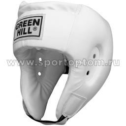 Шлем боксёрский Green Hill SPECIAL PU HGS-4025 Белый