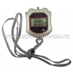 Секундомер электронный мет.проф. (часы и секундомер) С021