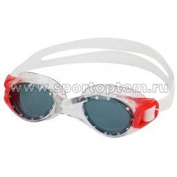Очки для плавания детские BARRACUDA TITANIUM JR  30920 Бело-серо-красный