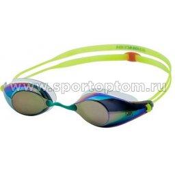 Очки для плавания BARRACUDA LIQUID SURGE 73410  Серо-желтый