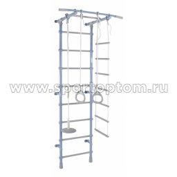ДСК Pastel - 1 Пристенный PF1 2170*630*525 мм Голубо-серый