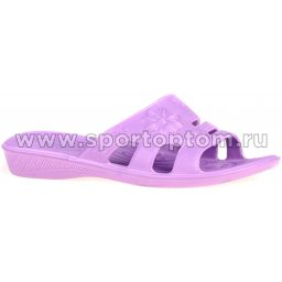 Шлепанцы женские Азалия Е13103 Фиолетовый