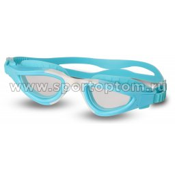 Очки для плавания INDIGO SALMON  GS25-1 Голубо-белый