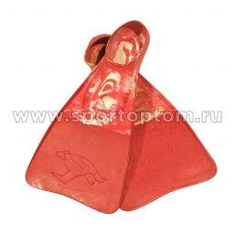 Ласты резиновые Малютка 2689                      32-34