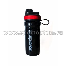 Бутылка для воды   YY-106 600 мл Черно-красный