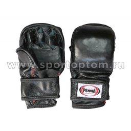 Перчатки таэквондо PENNA PU  04-003 Черный