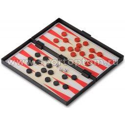 Игра 3 в 1 магнитная  (нарды, шахматы, шашки) 2029 (2)