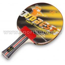 Ракетка для настольного тенниса DOBEST 2 звезды 01 BR
