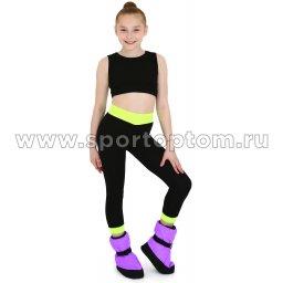 Сапожки для разогрева INDIGO SM-362 26-29 Фиолетовый