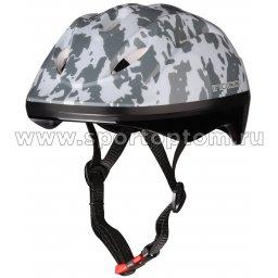 Вело Шлем детский INDIGO ROAD 8 вент. отверстий IN071 L Белый