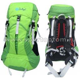 Рюкзак INDIGO  FORD 40 л Зелено-серый