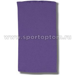 Пояс разогревочный Шерстяной СН2 46*24 см Фиолетовый