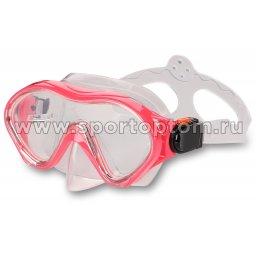 Маска для плавания  INDIGO MERO  детская IN060 Розовый