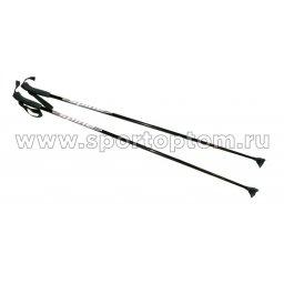 Палки лыжные SPINE алюминиевые 322 1,30 м Серо-синий