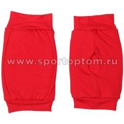 Наколенник для гимнастики и танцев INDIGO SM-113 M Красный