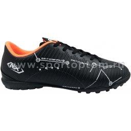Бутсы футбольные шипованные   RGX (сороконожки) SB-M-051 Черный