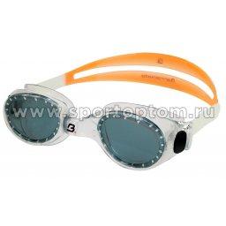 Очки для плавания BARRACUDA FLITE  8420        Оранжево-серый