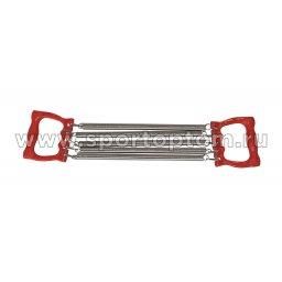 Эспандер плечевой детский 5 пружин пластиковые ручки ST-4005