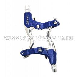 Вело Ручки тормозные алюминиевые рычаги VS 51 Синий