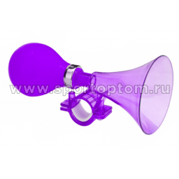 Вело Клаксон  HR-07 Фиолетовый