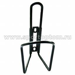 Вело Держатель фляги TRIX алюминий  SF-Y06B BK Черный