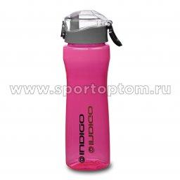 Бутылка для воды INDIGO IMANDRA  IN006 750 мл Розово-серый