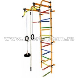 ДСК Лира - Плюс пристенный Л1КП4.15-П  2260*755*525 мм Оранжевый-радуга