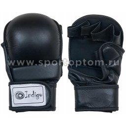 Перчатки таэквондо INDIGO н/к   PS-1184/1186 S Черный