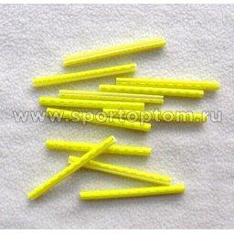 Вело Набор светоотражающих накладок на спицы велосипеда 12шт STA 113 Желтый