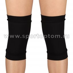 Наколенник для гимнастики и танцев INDIGO SM-113 L Черный