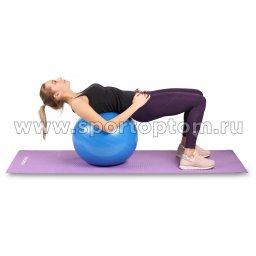 Мяч гимнастический INDIGO упражнения (2)
