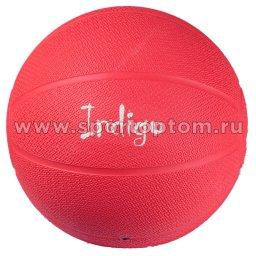 Медицинбол INDIGO 9056 HKTB 5 кг Красный