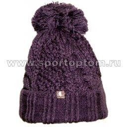 Шапка молодёжная Starling 12017-E ST Фиолетовый