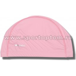 Шапочка для плавания  ткань прорезиненная. PU пропиткой  MESUCA 02063         Розовый